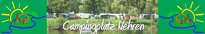 Campingplatz Nehren
